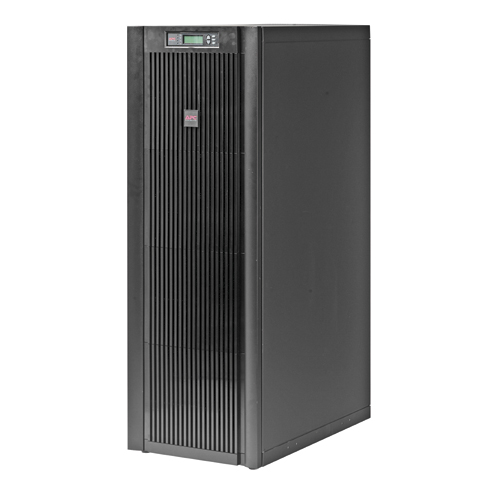 Источник бесперебойного питания APC Smart-UPS VT 10kVA 400V w/3 Batt. Modules Exp. to 4, Start-Up 5X8, internal maintenance bypass
