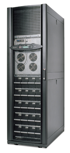 Источник бесперебойного питания APC Smart-UPS VT 30KVA 24kW 400V w/4 Batt Mod Exp to 4, Int Maint Bypass, Parallel Capable