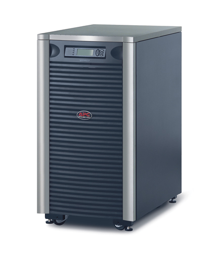 Источник бесперебойного питания APC Symmetra LX 12000VA   Scalable to 16000VA (8400Watt/11200Watt, RS232, 1xSYBT5, 1xSS AP9619, 1:1/3:1, Black)