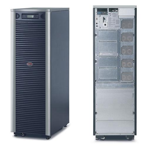 Источник бесперебойного питания APC Symmetra LX 12000VA Scalable to 16000VA (8400Watt/11200Watt, RS232, 4xSYBT5, 1xSS AP9619, 1:1/3:1, Black)