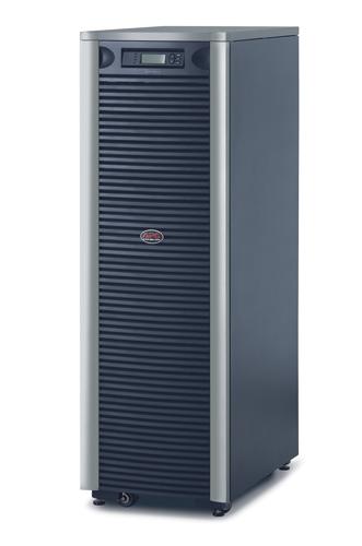 Источник бесперебойного питания APC Symmetra LX 8000VA Scalable to 16000VA (5600Watt/11200Watt, RS232, 4xSYBT5, 1xSS AP9619, 1:1/3:1, Black)