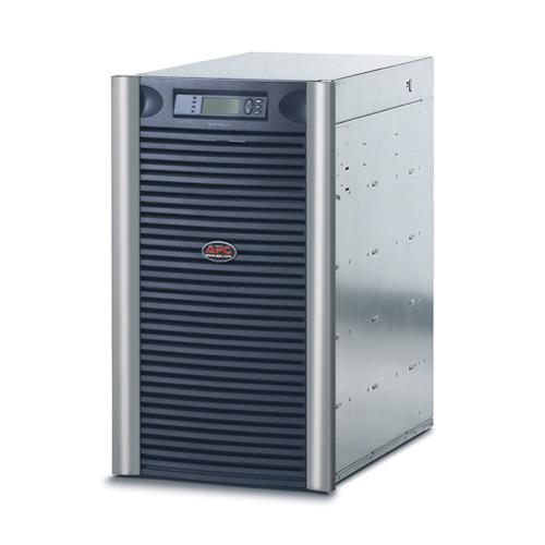 Источник бесперебойного питания APC Symmetra LX RM 16000VA N+1 Rack-mount Frame, 220/230/240V OR 380/400/415V