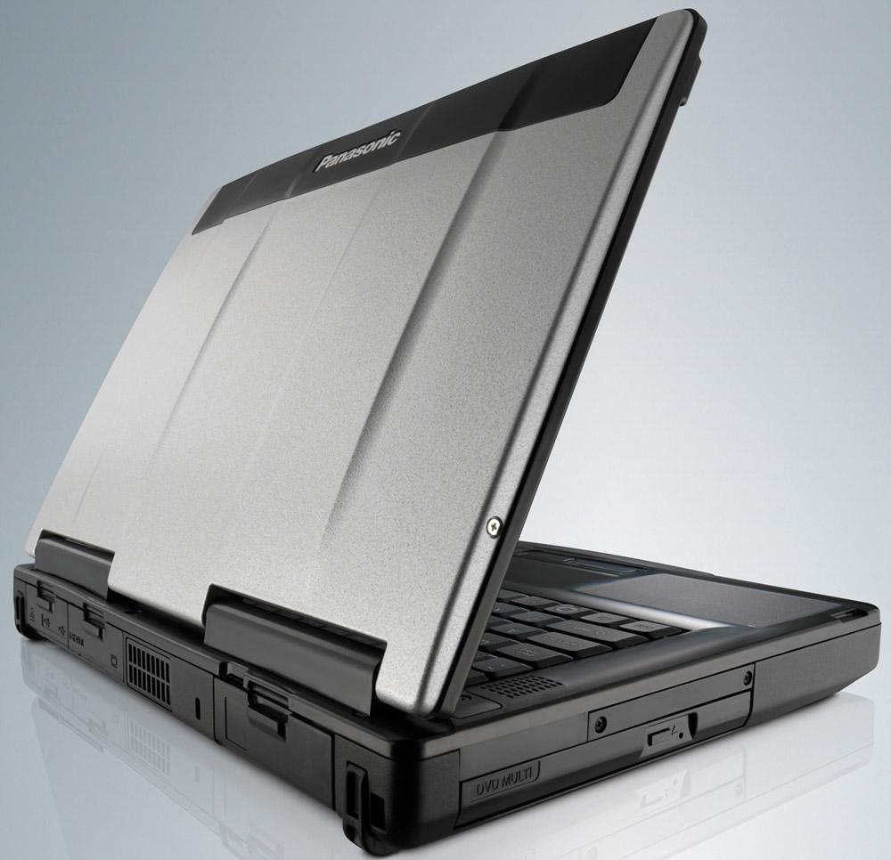 "Ноутбук Panasonic Toughbook CF-53   mk3 Std. Core i 5-3340M vPro (2.7GHz, QM77), 14.0"" (1366*768), 4GB, 500GB, DVD Multi, WLAN 11a, b, g, n, Win8 Pro, Win7 Pro DG, TPM"