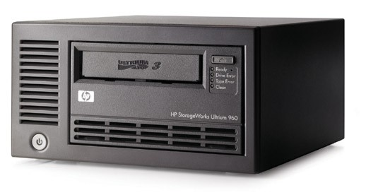 Стример HP StorageWorks Ultrium 960 (800Gb, 160Mb/s) Tape Drive External