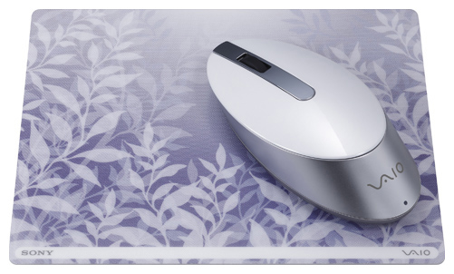 Sony Bluetooth Laser Mouse White VGP-BMS5P/W