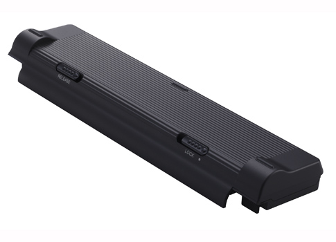 Sony VAIO Additional Long life Battery for P Series 9 cell, 8100 mAh, black