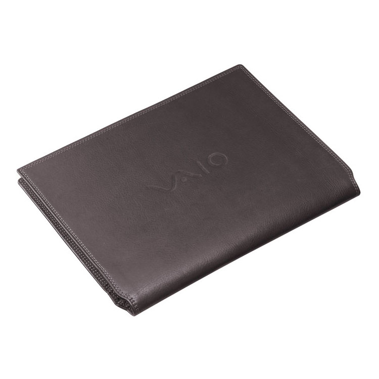 Sony VAIO Leather Carrying Cover 11 -series (dark brown)
