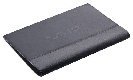 Sony VAIO VGP-CVZ1 Leather Black Cover (For Z series)