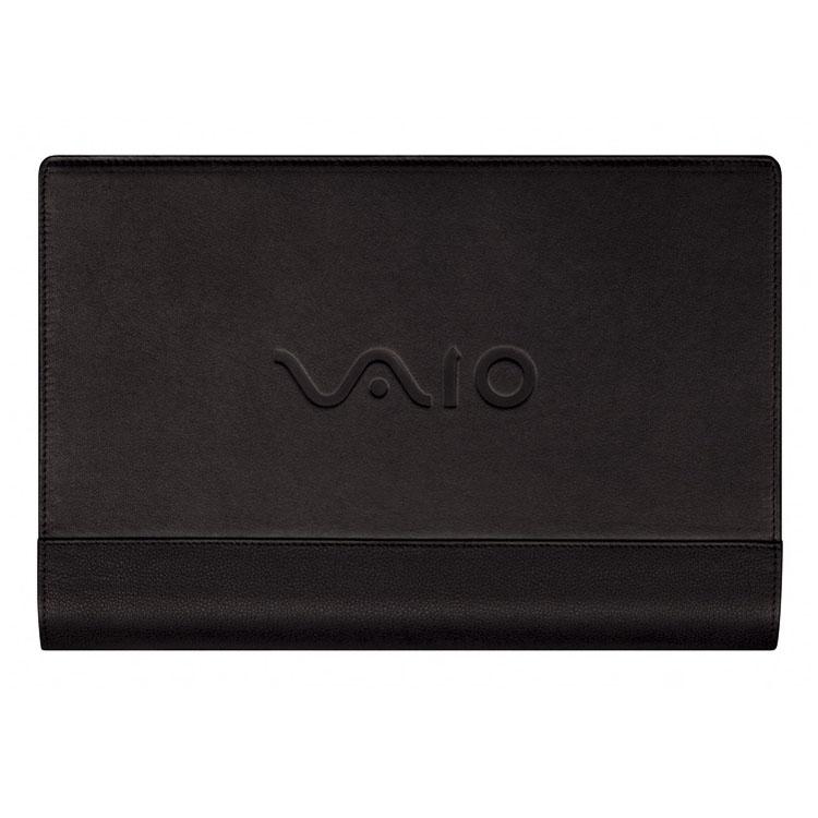 Sony VAIO VGP-CVZ2 Leather Black Cover (Z series; Z12,Z13)