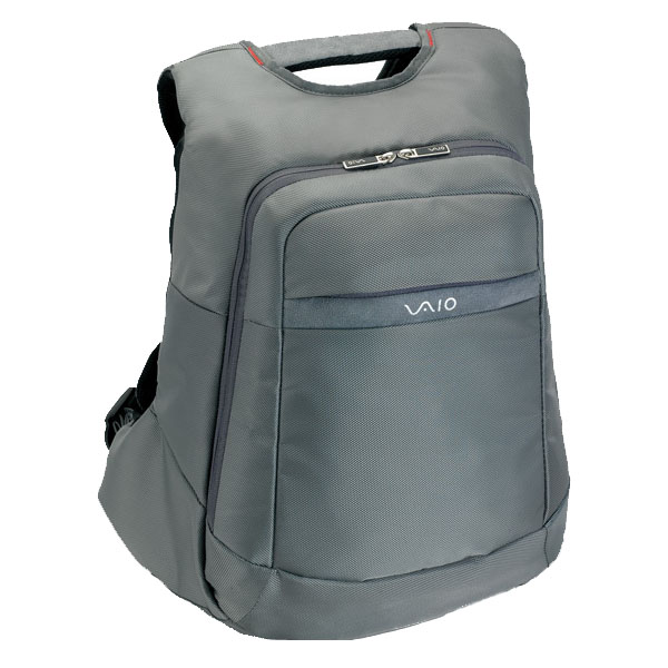 Sony VAIO Rucksack up to 16,4-inch (Silver grey)