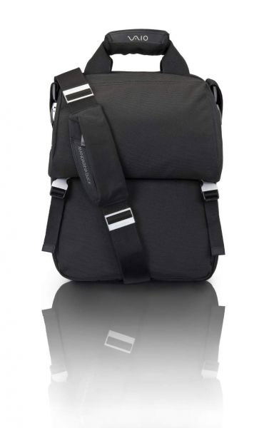 SONY VAIO Mandarina Bag up to 15,4 (Transformer/ black)
