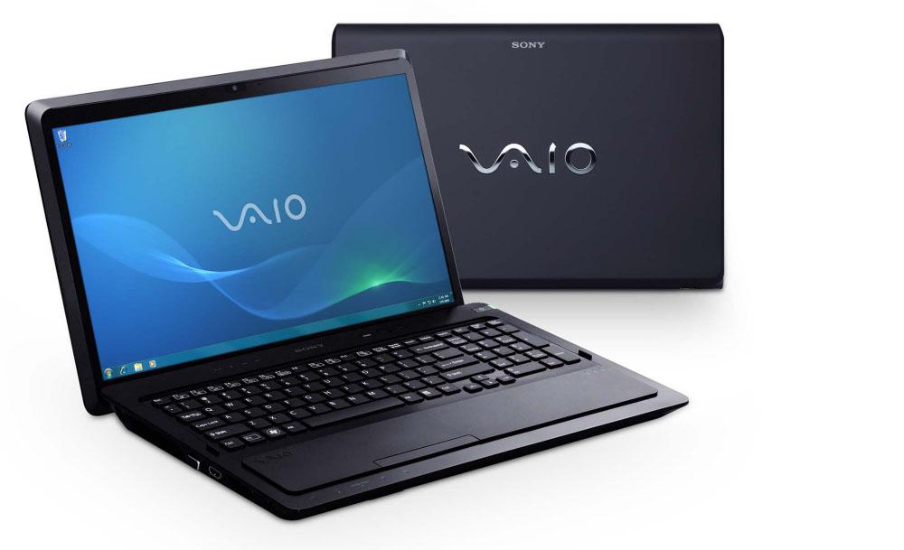 Ноутбук Sony VAIO F22S1R/B Core i7-2630M (2.0), 16.4-inch FHD(1920*1080), 6GB(2), 640GB, Blu-Ray, NV GT540M 1Gb, WiFi, BT, camera, HDMI (support 3D output)&VGA, W7HP 64, Black