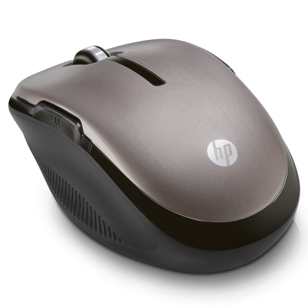Mouse HP Wireless Laser Mobile Mouse Argento Blush cons