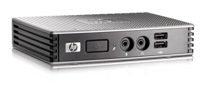 Тонкий клиент HP Compaq t5325 1.2GHz ARM 512MB flash/512 MB ThinPro(Linux) keyb/mouse VESA