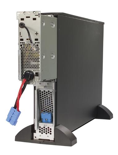 Источник бесперебойного питания APC Smart-UPS XL RM/T 2U 3000VA   (2850Watt, USB, RS232, RJ45, 1xRBC43, 1xSS AP9617, 7xC13, Black)